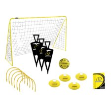 Kickmaster 16 Piece Ultimate Football Challenge Set