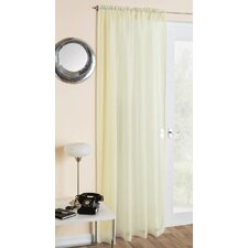 Crystal Curtain Single Panel