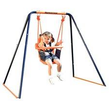 Deluxe 2 in 1 Swing Set