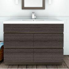"""Boardwalk 48"""" Single Bathroom Vanity Set"""