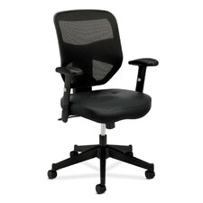 HVL531 Series High-Back Mesh Task Chair with Arms