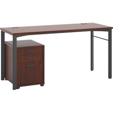Manage Pedestal Writing Desk