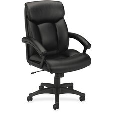 VL151 Leather Executive High-Back Chair