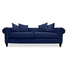 "Hanover Tufted Sofa 90"""