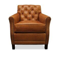 Riga Leather Arm Chair