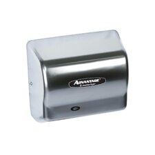 Advantage Standard 100 - 240 Volt Hair Dryer in Satin Chrome