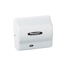 Advantage Standard 100 - 240 Volt Hand Dryer in White