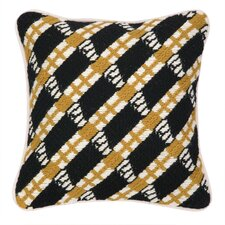 Lodi Bargello Throw Pillow