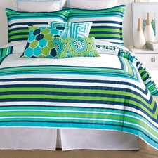 Huntington Stripe Duvet Cover Collection