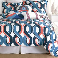 Coastline Ikat Bedding Collection