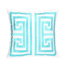 Huntington Striped Cotton Throw Pillow