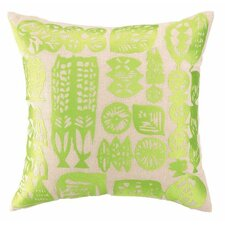 Manteca Linen Throw Pillow