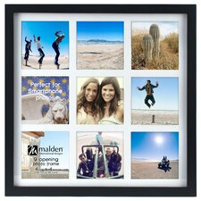 Smart Matted Collage Picture Frame