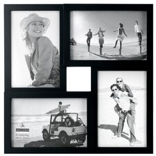 4 Opening 4'' x 6'' Square Picture Frame