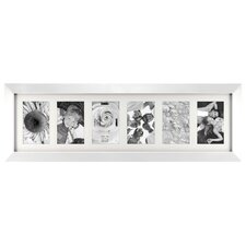 "Berkeley 6 Opening 4"" x 6"" Picture Frame"