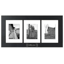 3 Opening Window Floater Picture Frame