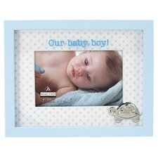 Our Baby Boy Shadowbox Picture Frame