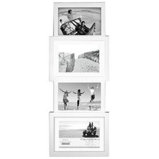 White Panel Picture Frame