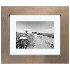 Barnwood Distressed Float Picture Frame