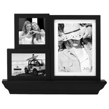 Matted Shelf Picture Frame