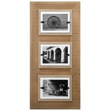 Burlap Layers Picture Frame