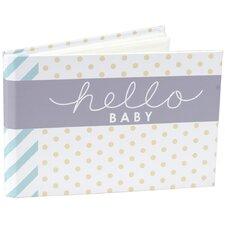 Hello Baby Brag Book Album
