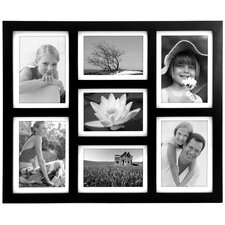 Southlake 7 Slot Hanging Picture Frame