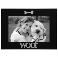 Expressions Woof Picture Frame