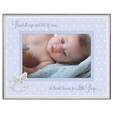 Baby Boy Shadowbox Picture Frame
