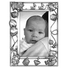 Nursery Parade Picture Frame