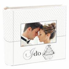 I Do Wedding Book Album