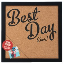 """Best Day Ever!"" Memo Board"