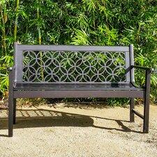 Metro Aluminum Garden Bench
