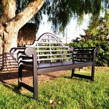 Lutyens Aluminum Garden Bench