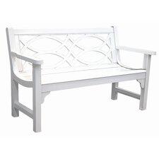 Brentwood Cast Aluminum Park Bench