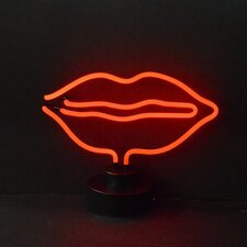 Business Signs Lips Neon Sign