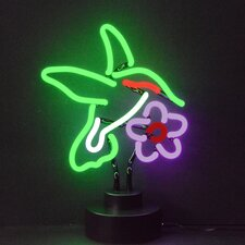 Business Signs Humming Bird Neon Sign