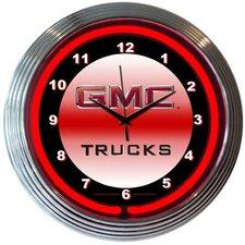 "Bar and Game Room 15"" RGMC Trucks Wall Clock"