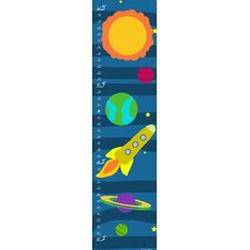 Sun and Plants with Spaceship Growth Chart