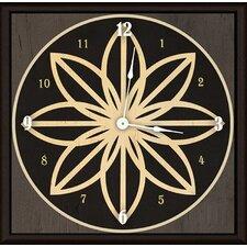 "Star 11"" Art Wall Clock"
