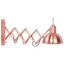Citylight Aberdeen Swing Arm Wall Sconce