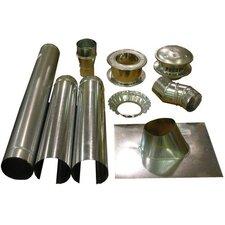 Garage Units Vertical Vent Kit