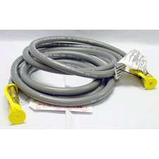 12' Natural Gas Patio Hose Assembly