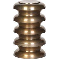 Cast Aluminum Stacked Round Garden Stool