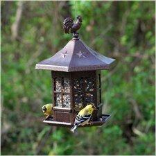 Heritage Cupola Wild Gazebo Bird Feeder