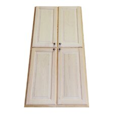 "Baldwin 60"" Recessed Kitchen Pantry"