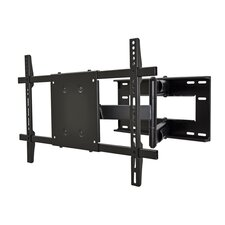 """Large Dual Articulating Arm/Swivel/Tilt  Wall Mount for 32"""" - 61"""" Screens"""