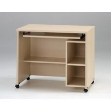 "600 Series 38"" W Computer Desk AV Cart"