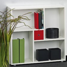 "Blink Bookcase 30.31"" Cube Unit"