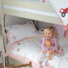 2-tlg. Kleinkind Bettdecken-Set Feenhaus